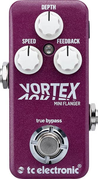 Педаль t.c.electronic Vortex Mini Flanger
