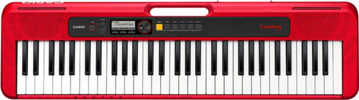 Синтезатор Casio CT-S200 Casiotone Red