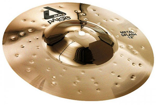 "Тарелка  Paiste 12"" ALPHA B METAL SPLASH 0882412"