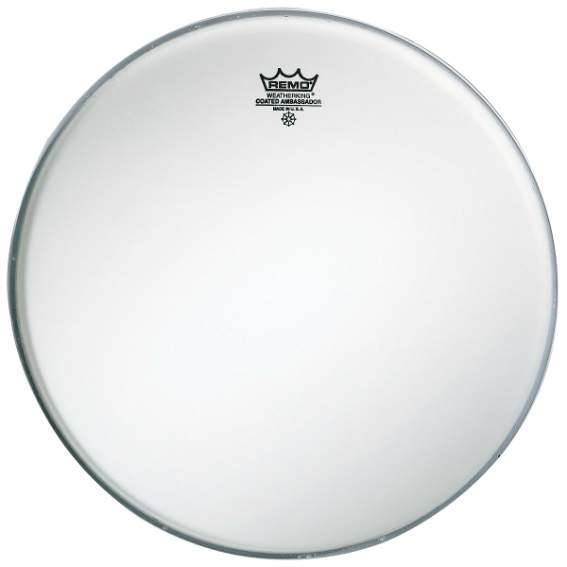 "Пластик  Remo 14"" Ambassador COATED BA-0114 (22139)"