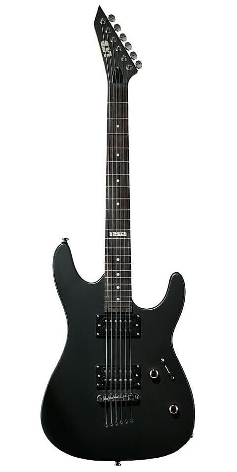 Электрогитара LTD ESP M10KIT BLK