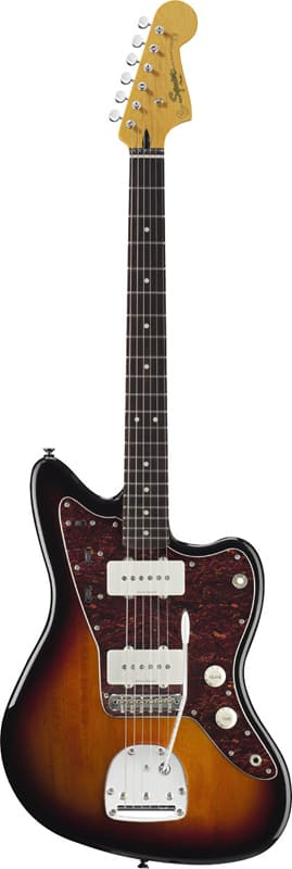 Электрогитара Fender Vintage Modified Jazzmaster 3-Color Sunburst (0302100500)
