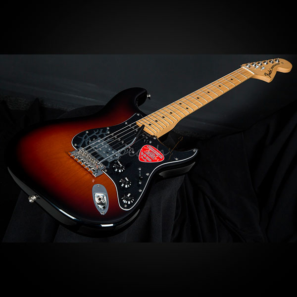 Электрогитара Fender American Special Stratocaster HSS
