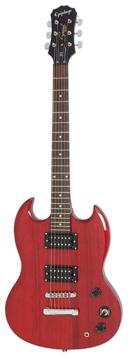 Электрогитара  Epiphone Sg Special Cherry CH (A001978)