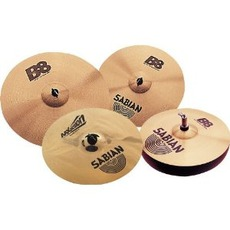 Комплект Sabian B8 ROCK SET 45009C