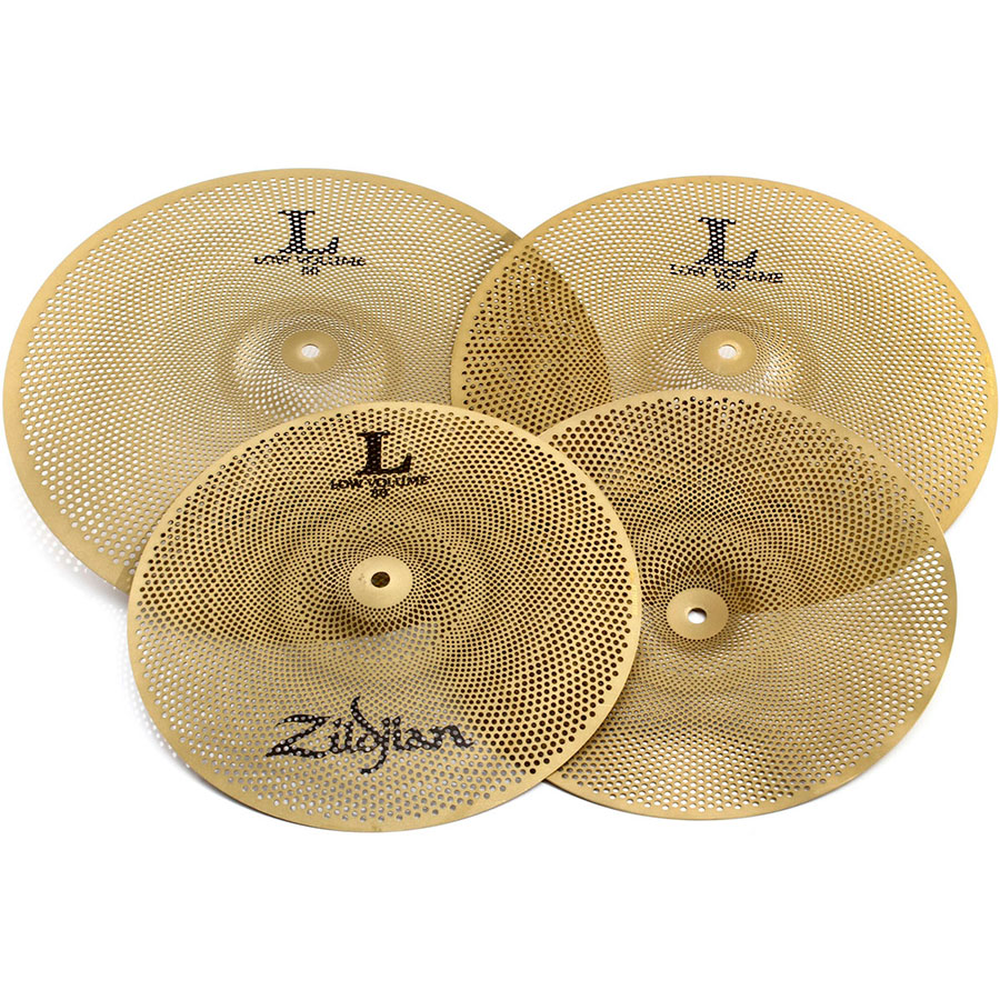 Комплект тарелок ZILDJIAN LV468 L80 LOW VOLUME