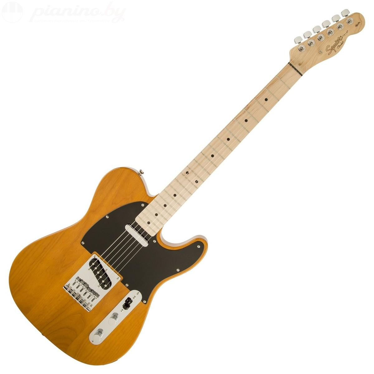 Электрогитара Squier Affinity Tele MN Butterscotch Blonde (A039820)