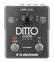 Педаль t.c.electronic  Ditto X2 Looper
