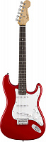 Электрогитара Fender Squier MM Strat Hard Tail Red A089213
