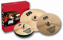 Комплект Sabian B8 SOLAR PERFORMANCE SET 05003