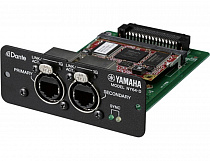 Карта DANTE-интерфейс для TF/Yamaha Audio Interface Card NY64-D