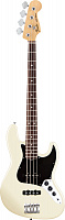 Бас-гитара Fender American Special Jazz Bass Olympic White