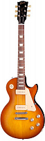 Электрогитара Gibson LES PAUL STUDIO 60s TRIBUTE SATIN HONEYBURST (A037207)
