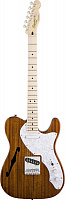 Электрогитара Squier Classic Vibe Telecaster Thinline Natural (0303035521)