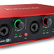Аудиоинтерфейс Focusrite Scarlett 6i6 2nd Gen