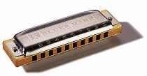 Губная гармошка Hohner Blues Harp 532/20 MS C (M533016)