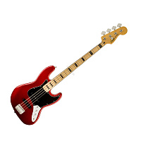 Бас-гитара Squier Vintage Modified Jazz Bass 70s Maple Fingerboard Candy AR (A063742)